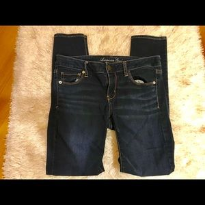 American Eagle Outfitters super stretchy skinny je
